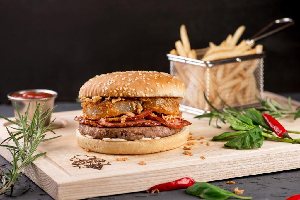 Джек бургер заказать в MisterSandwich