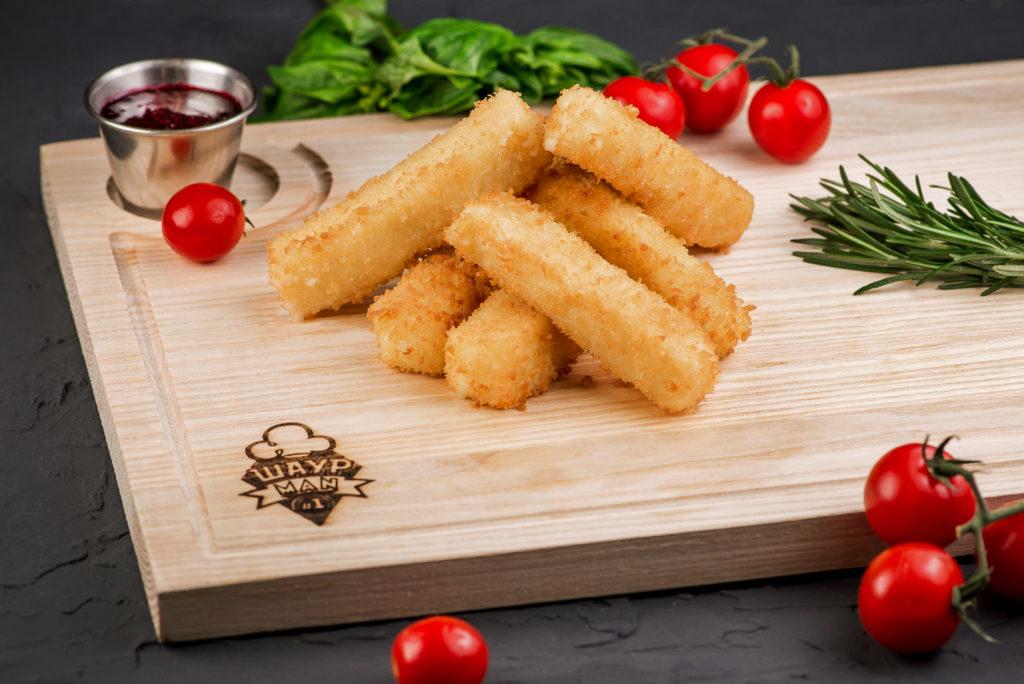 Сыр фри заказать в MisterSandwich